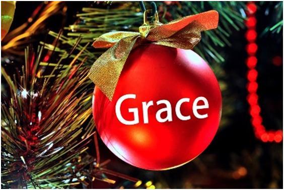 Christmas Grace.Christmas Grace Embracing God S Grace